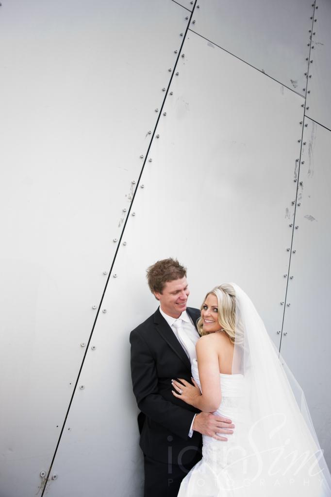 Congratulations Ange & Glenn (First photo)