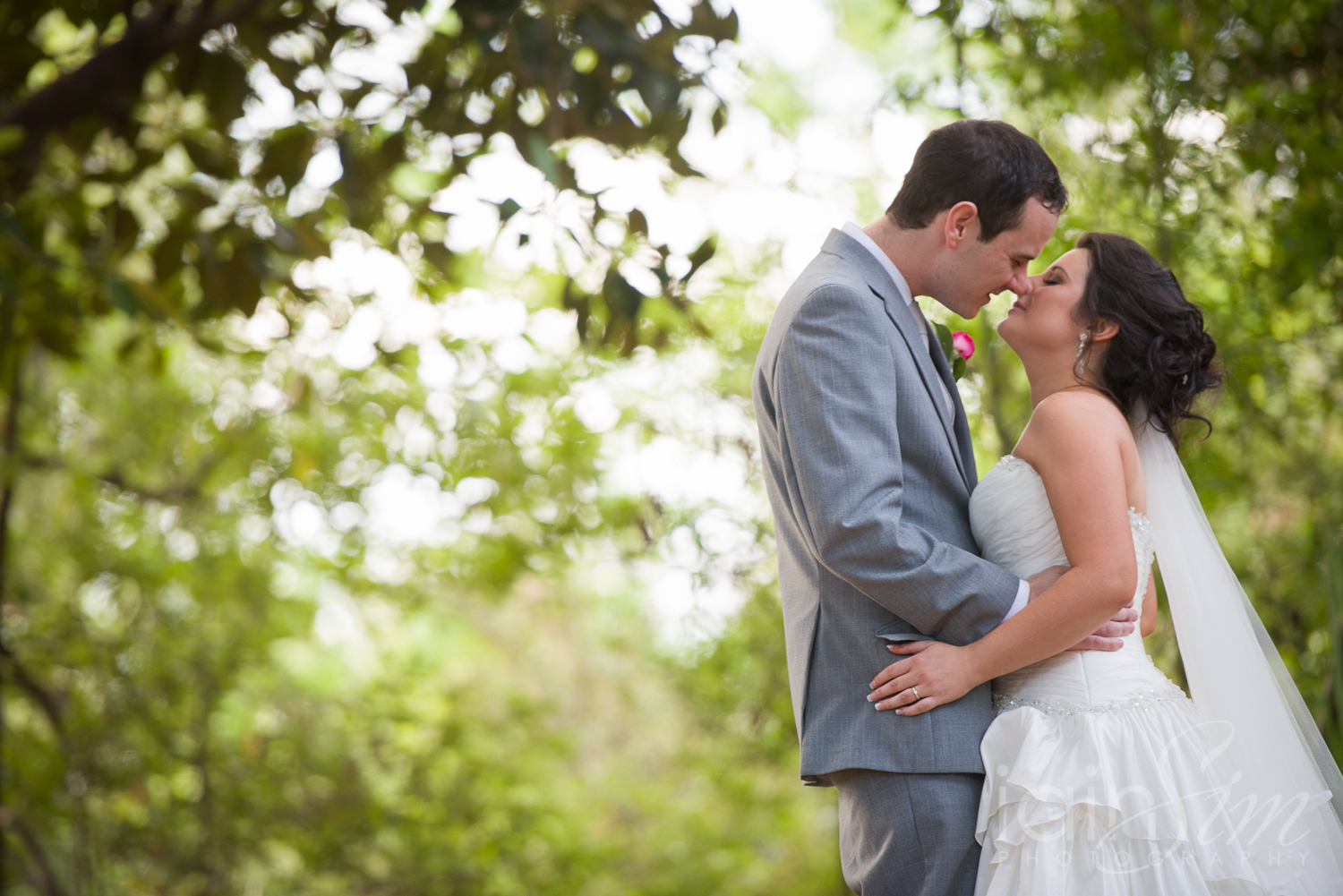 Narelle and Luke's Melbourne Zoo Wedding