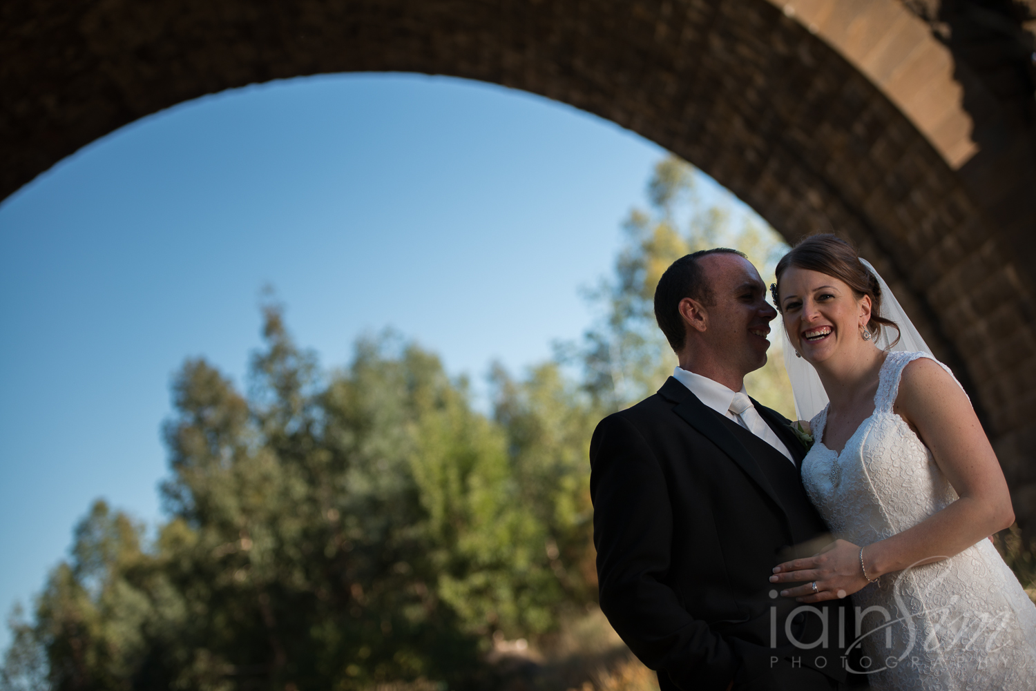 Renee and Davids Gisborne Wedding by Iain Sim Photography